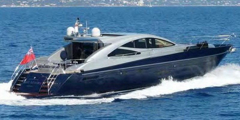Drettmann Preowned Yachts - Royal Denship 82 Open / Royal Denship