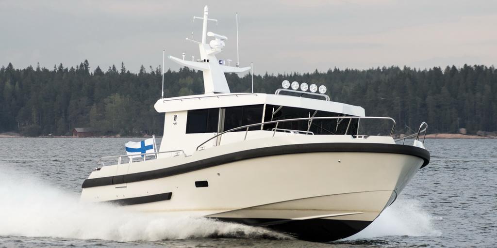 Drettmann Preowned Yachts - Brizo 50 (NEW) / Brizo Yachts