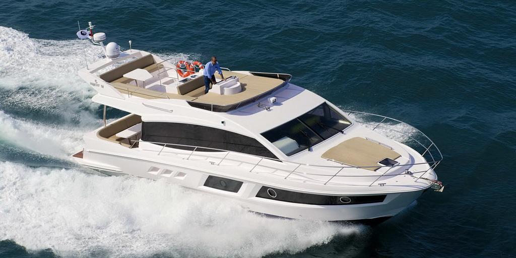 Drettmann Preowned Yachts - Majesty 48 (New) / Majesty Yachts