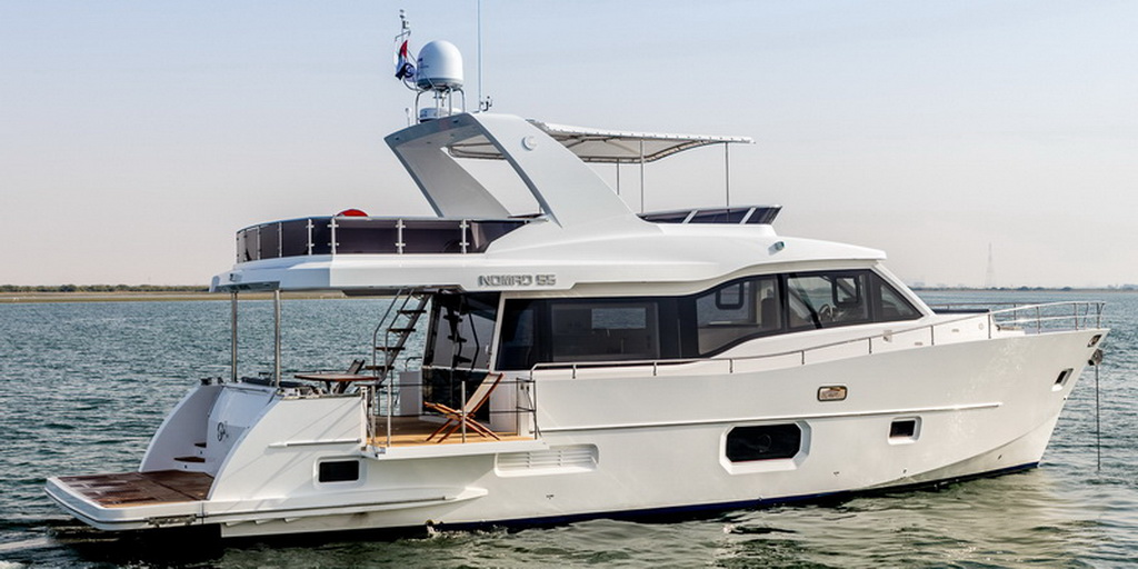 Drettmann Preowned Yachts - Nomad 55 (New) / Nomad Yachts