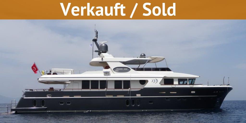 Drettmann Preowned Yachts - Trawler SES 29 / SES Yachts