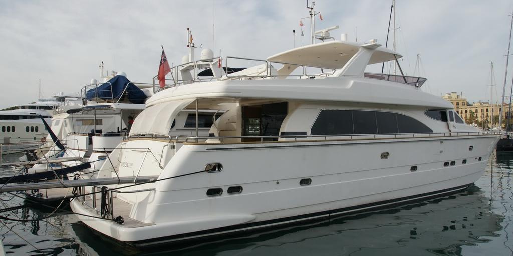Drettmann Preowned Yachts - Elegance 82 New Line / Elegance Yachts