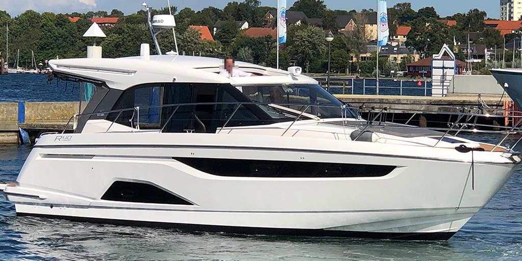 Drettmann Preowned Yachts - Bavaria R40 Coupe (neu) / Bavaria