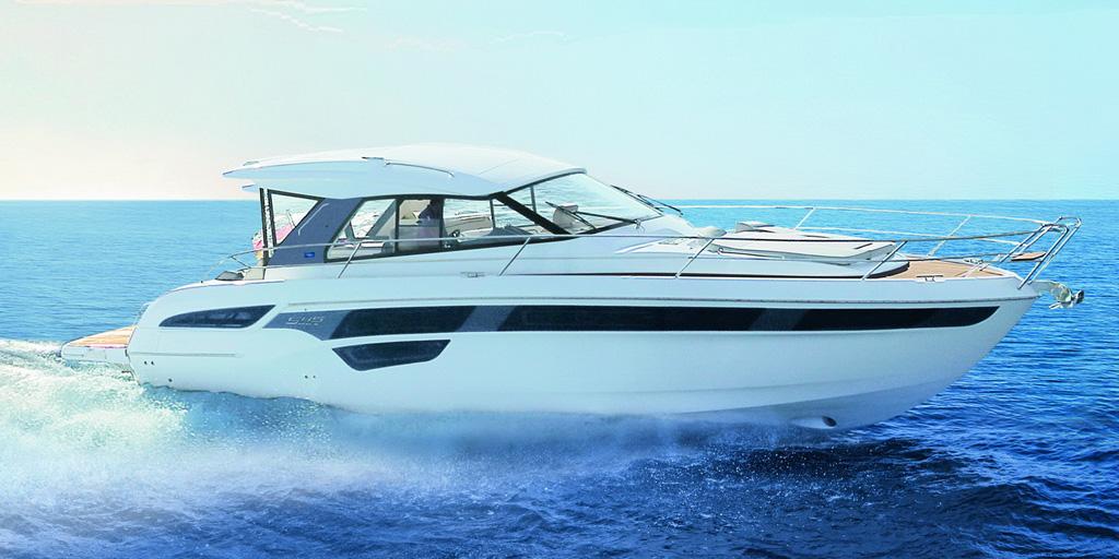 Drettmann Preowned Yachts - Bavaria S45 Coupe (neu) / Bavaria