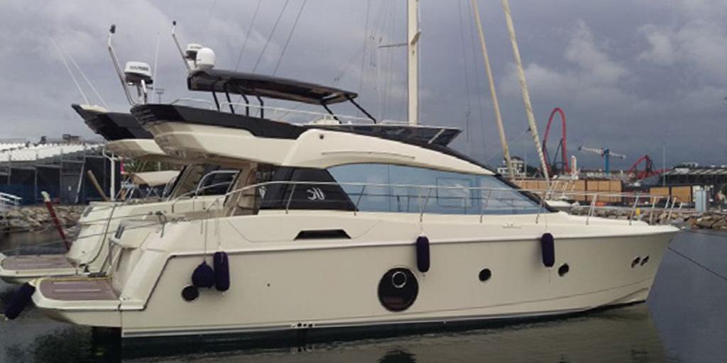 Drettmann Preowned Yachts - Beneteau Monte Carlo 5 / Beneteau