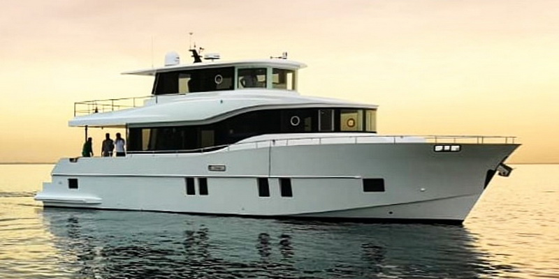 Drettmann Preowned Yachts - Nomad 65 SUV (New) / Nomad Yachts