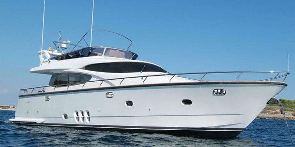 Drettmann Preowned Yachts - Elegance 60 Garage / Elegance Yachts