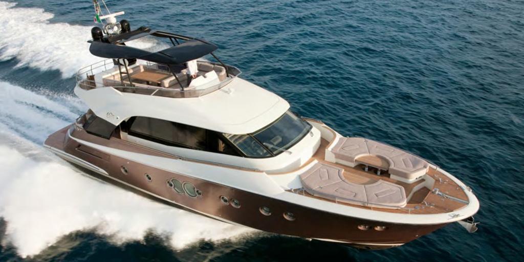 Drettmann Preowned Yachts - MCY 70 / Monte Carlo Yachts