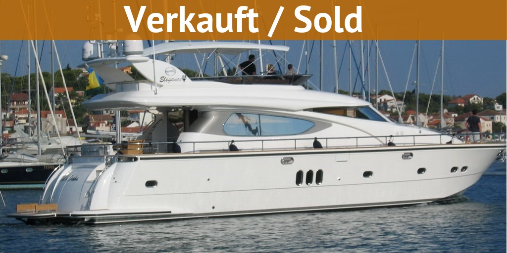 Drettmann Preowned Yachts - Elegance 64 Garage Stabis / Elegance Yachts