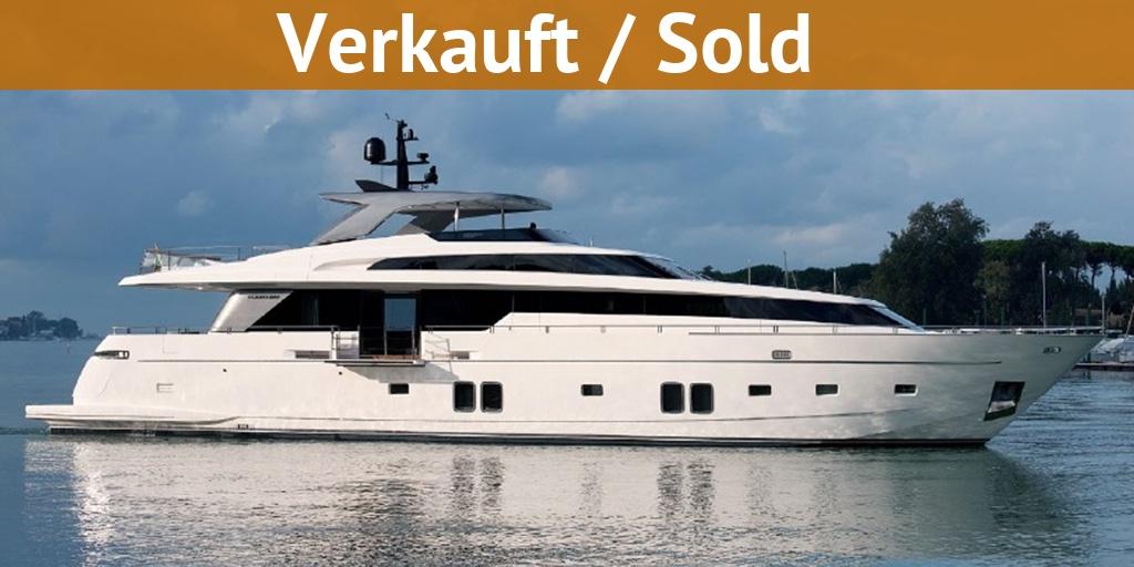 Drettmann Preowned Yachts - Sanlorenzo SL 106 Hybrid / Sanlorenzo