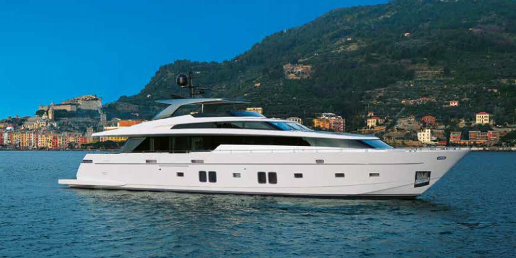 Drettmann Preowned Yachts - Sanlorenzo SL 106 / Sanlorenzo