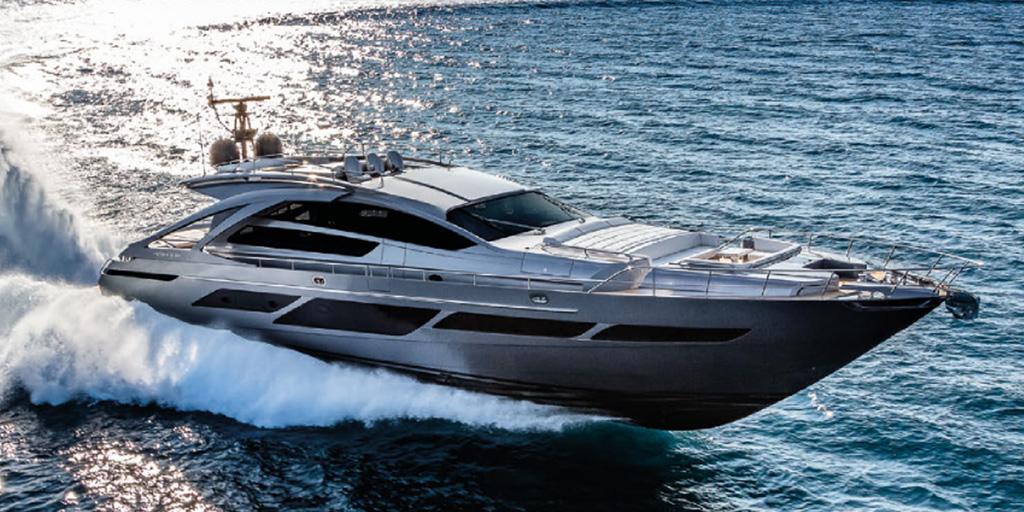 Drettmann Preowned Yachts - Pershing 9X / Pershing