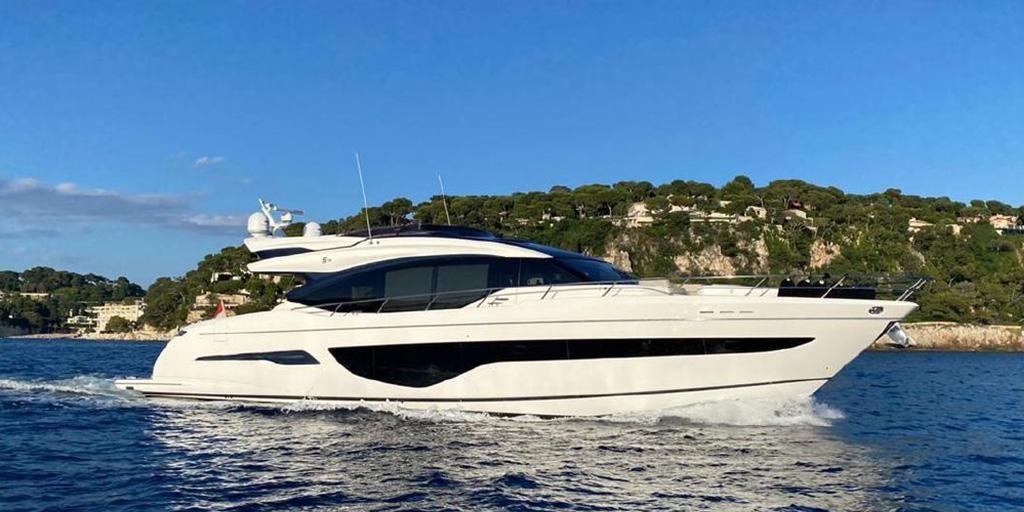 Drettmann Preowned Yachts - Princess S78 / Princess