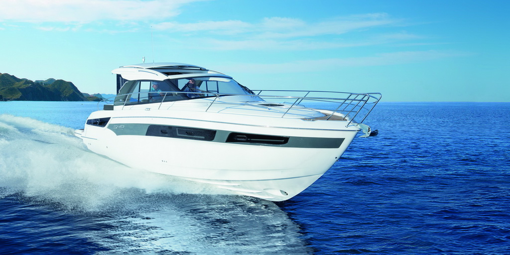 Drettmann Preowned Yachts - Bavaria S40 Coupe (neu) / Bavaria