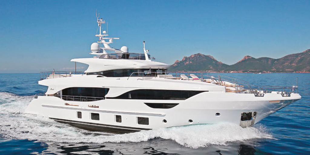 Drettmann Preowned Yachts - Benetti Delfino 95 / Benetti