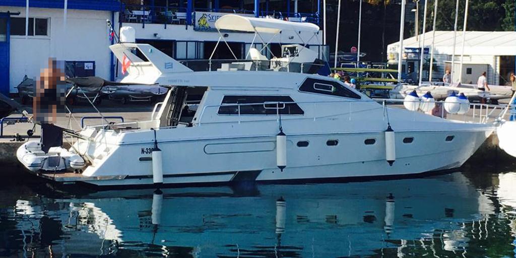 Drettmann Preowned Yachts - Ferretti 44 / Ferretti