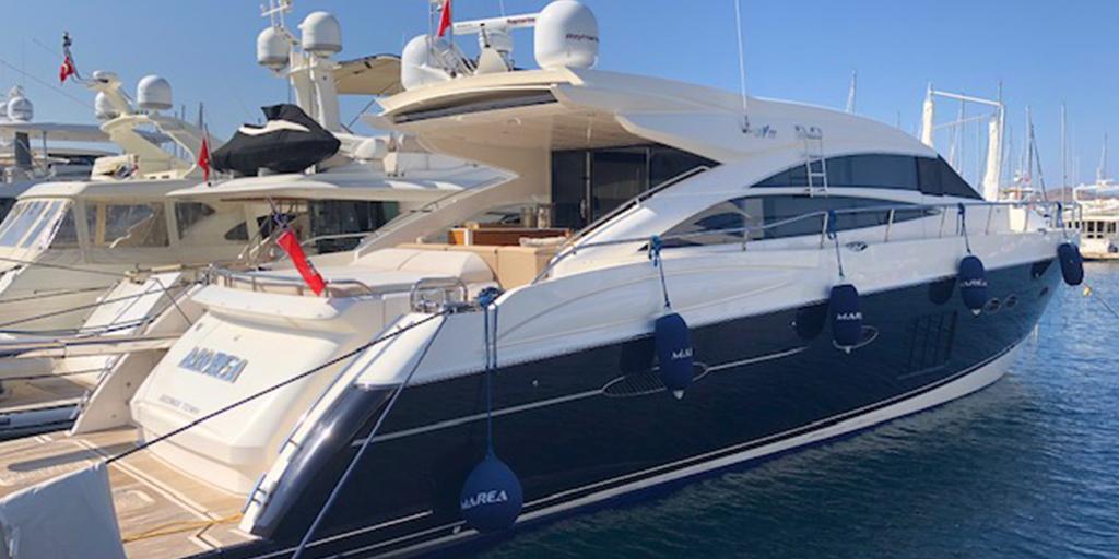 Drettmann Preowned Yachts - Princess V72 / Princess