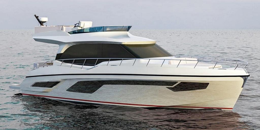 Drettmann Preowned Yachts - Majesty 49 / Majesty