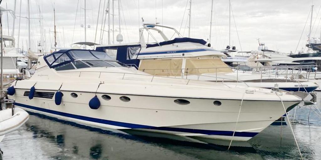 Drettmann Preowned Yachts - Riva 60 Bahamas / Riva
