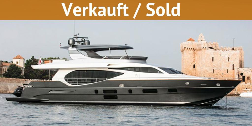 Drettmann Preowned Yachts - Canados 888 Evo / Canados